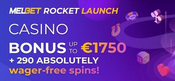 290 Free Spins Bonus