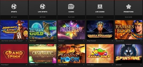 KTO Casino Games