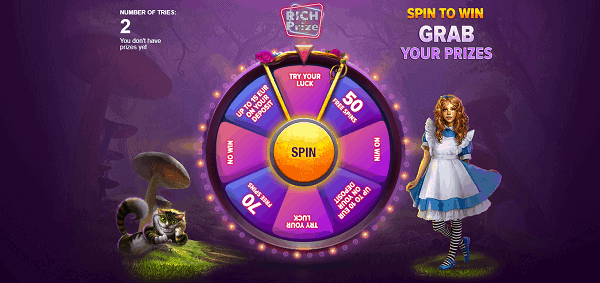 Spin To Win!