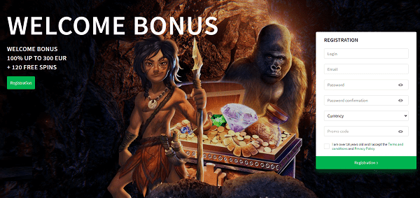 Welcome Offer and No Deposit Bonuses
