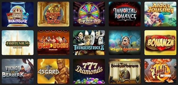 24KCasino Games & Free Play