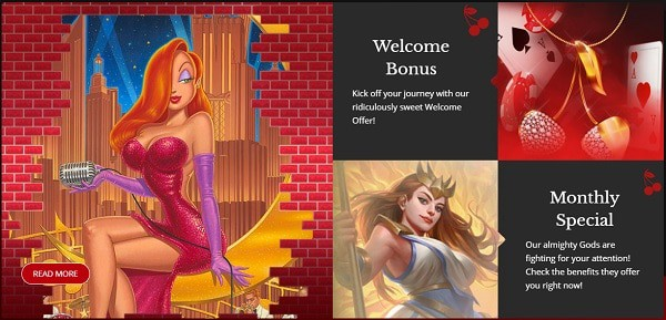 Bonus Codes, Free Spins, Promotions