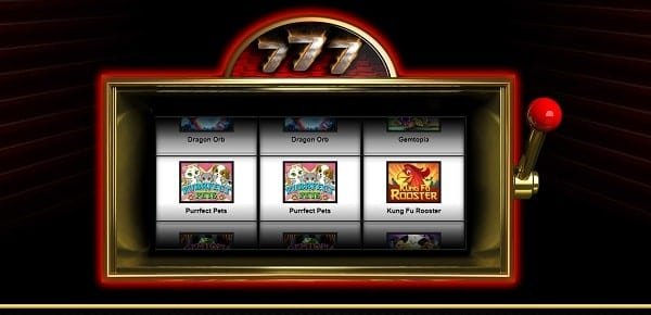 Bo Vegas Casino RTG Software