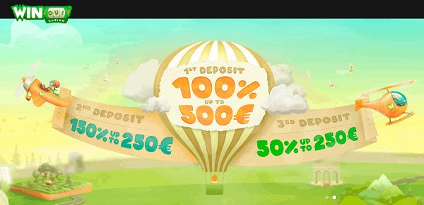 100% bonus new players