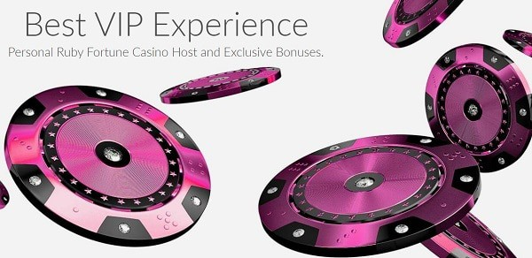 RubyFortune.com Free Spins No Deposit Bonus