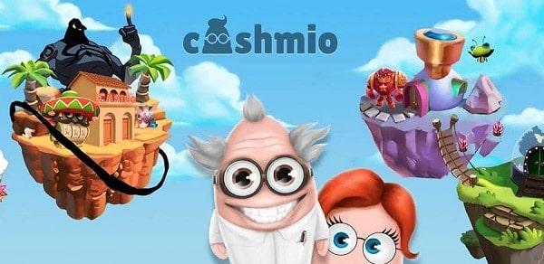 Cashmio.com Free Spins Bonus