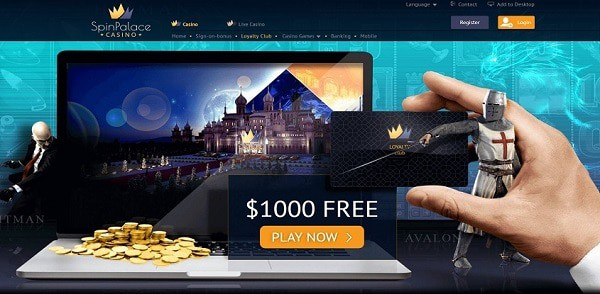 Get $1000 Free Play!