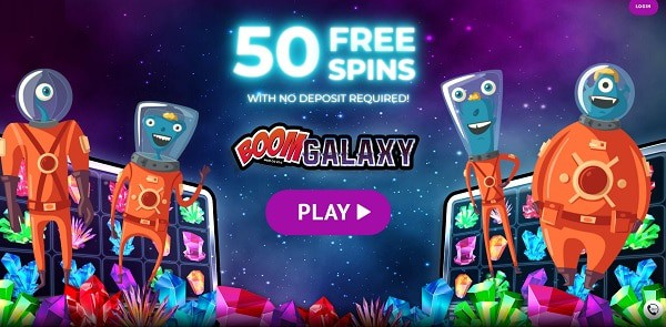 Play Free Spins without depositing!