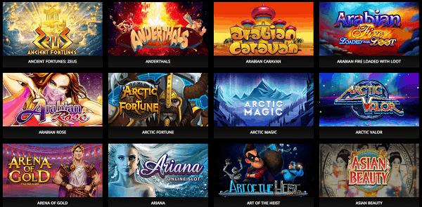 Tele Vega Casino Games