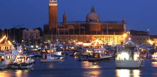 festa redentore venezia diversamente abili ferry boat