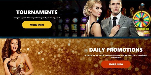 Daily Promotions and Free Play Games!