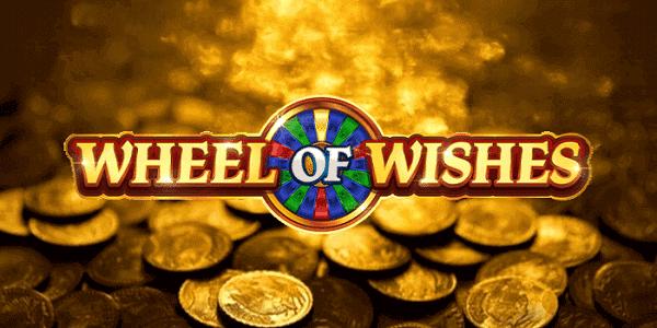 Wheel of Wishes 100 free spins bonus on deposit
