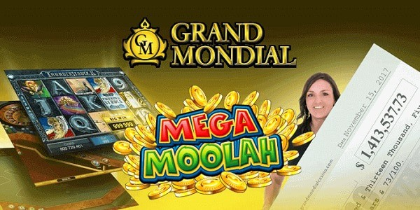 Grand Mondial Casino Big Winner