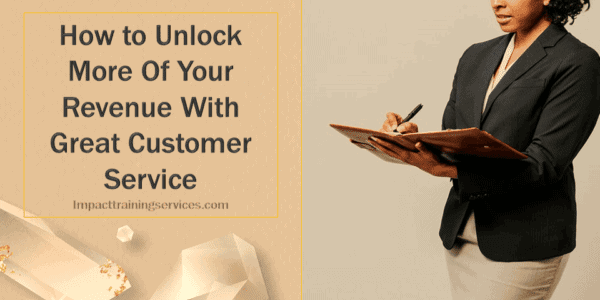 cover image for 7 ways to unlock revenue with great customer service