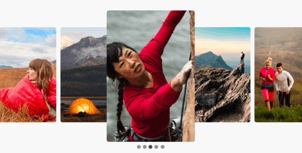 Pinterest Ad Formats: Promoted Carousels