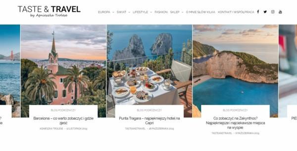 Taste and Travel
