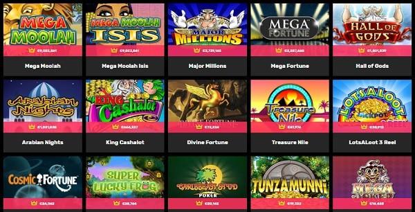 HyperCasino.com Games
