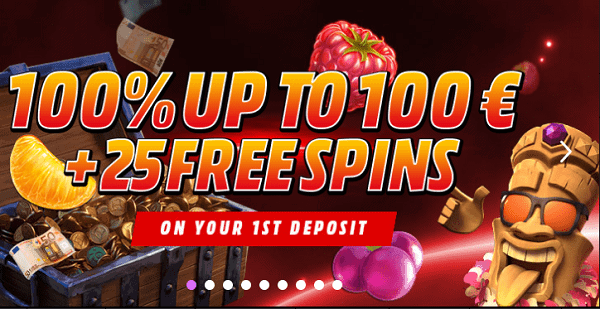 5 EUR free bonus no deposit required!