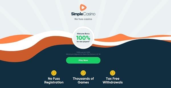 Get 100% bonus on first payment