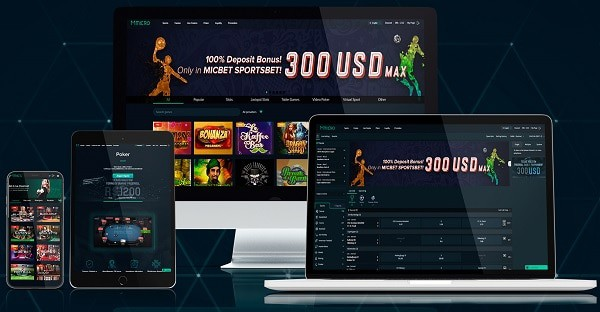 Micbet Casino free spins bonus codes
