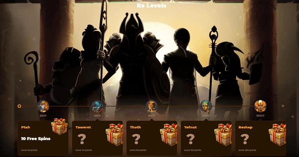 Loyalty Rewards and VIP Gifts