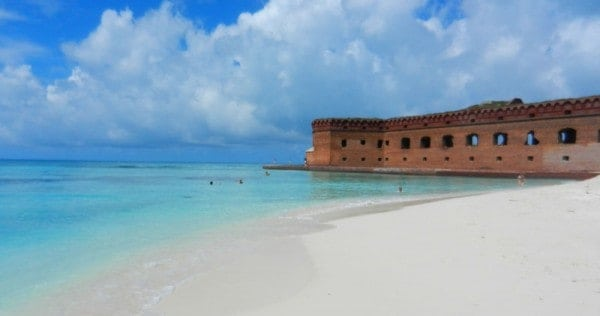 Dry Tortugas beach e1352999258111 6 ways to experience Key West, Hemingway style