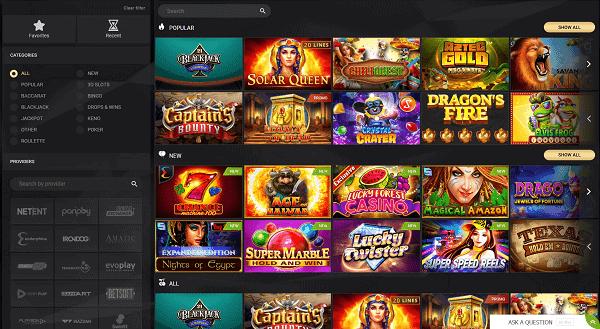 1XSlot Casino Bonus