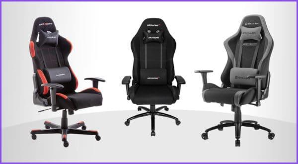 Gaming-Stühle mit Stoffbezug: Die 5 besten Modelle