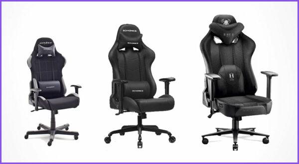 Wieviel Kilo halten Gaming Stühle aus: Die Gewichtstabelle