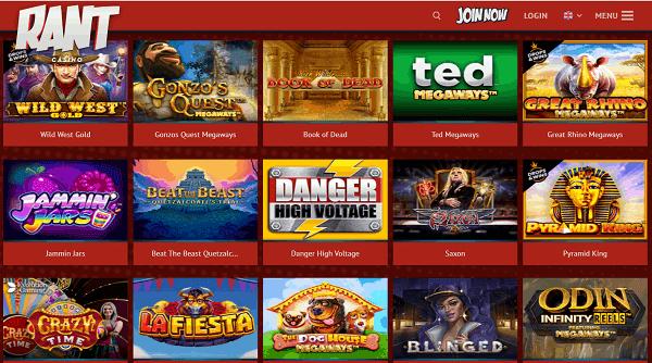 Exclusive Online Casino Games (FREEPLAY)