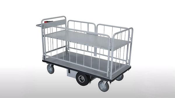 Heavy Duty Material Handling Carts