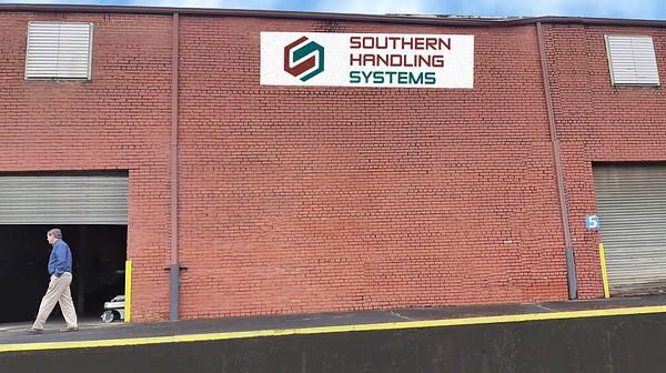 Warehouse Rental Rear Loading Bay