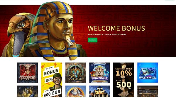 Get Welcome Bonus and Free Spins to DozenSpins.com