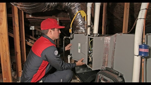 Heater repair service in Cloverdale