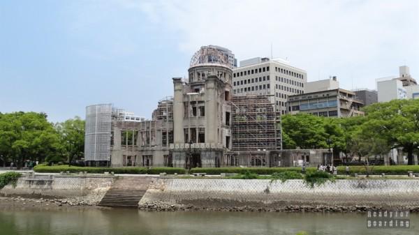 A-Bomb Dome - Hiroszima, Peace Memorial Park