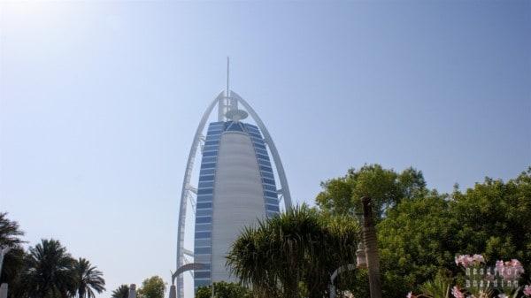 Burdż al-Arab, Wieża Arabów - Dubaj