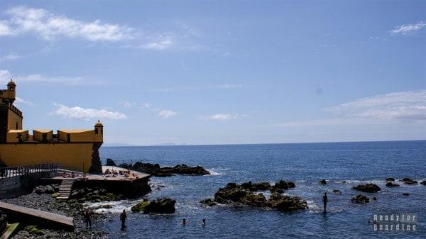 Fort São Tiago - Funchal, Madera