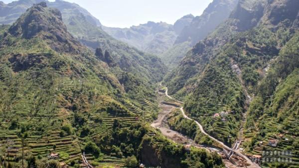 Dolinka - Centralna Madera