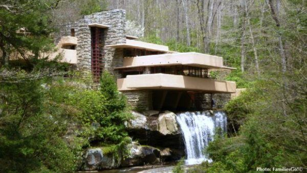 Fallingwater, the classic shot