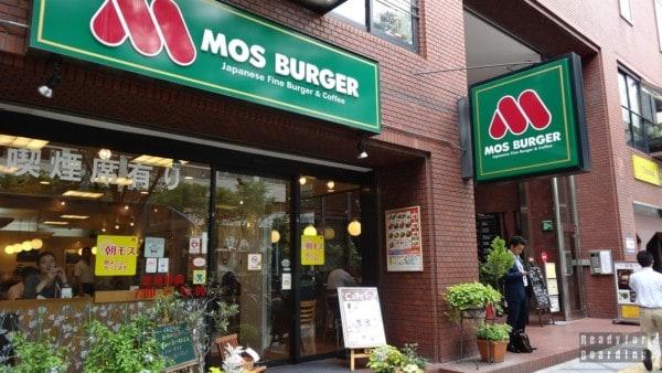 Mus Burger - Osaka, Japonia
