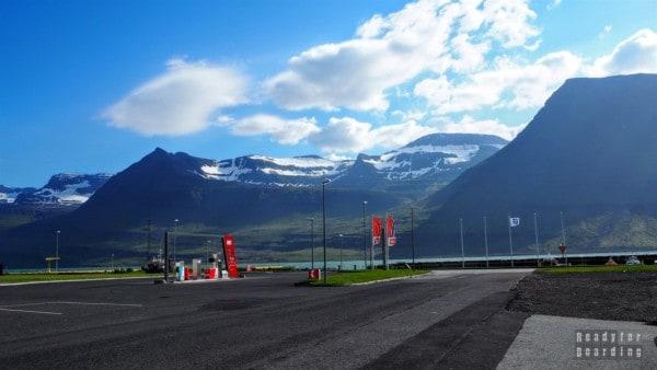 Reyðarfjörður, Islandia