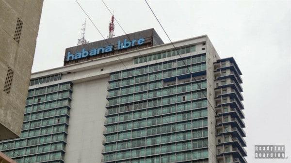 Hotel Habana Libre. Hawana - Kuba
