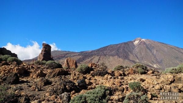 Teide, Teneryfa - Wyspy Kanaryjskie