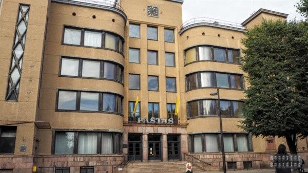 Budynek Poczty Głównej - Kowno