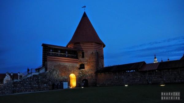 Zamek kowieński - Kowno, Litwa