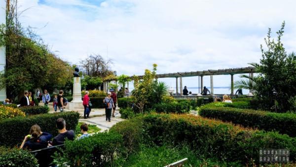 Taras widokowy Santa Luzia - Lizbona