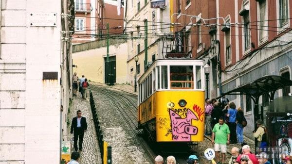 Elevador do Lavra, Lizbona