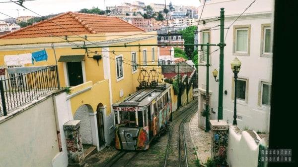 Elevador, Lizbona