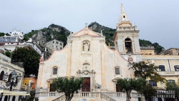 Chiesa San Giuseppe, Taormina - Sycylia