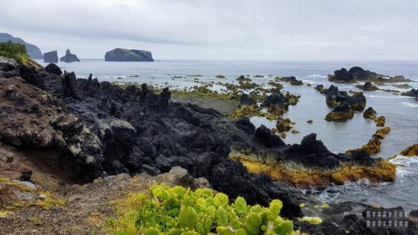 Naturalne baseny, Azory